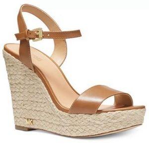 Michael Kors Jill Wedge Sandals